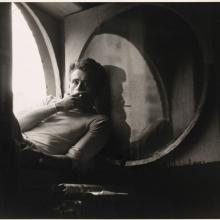 James Dean, fotografiat de Roy Schatt, 1954