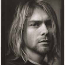 Kurt Cobain, fotografiat de Mark Seliger, 1993