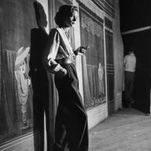 Lauren Bacall, fotografiată de Alfred Eisenstaedt, 1949