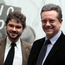 Luca Dotti & Sean Hepburn Ferrer