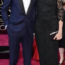 Daniel Day Lewis și soția sa, Rebecca Miller