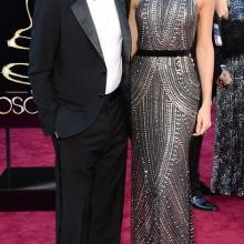 George Clooney și iubita lui, Stacey Kiebler