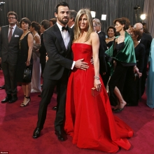 Jennifer Aniston și logodnicul ei, Justin Theroux