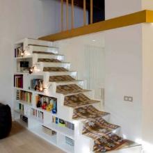Marvelous Ideas Creative Bookshelves Design