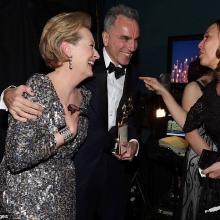 Meryl Streep, Daniel Day-Lewis