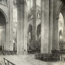 Catedrală din Amiens, Franța, 1903