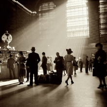 Grand Central Station, New York, 1941