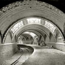 Metrou, New York, 1904