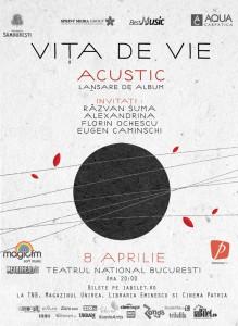 Afis-Vita-de-Vie---Acustic