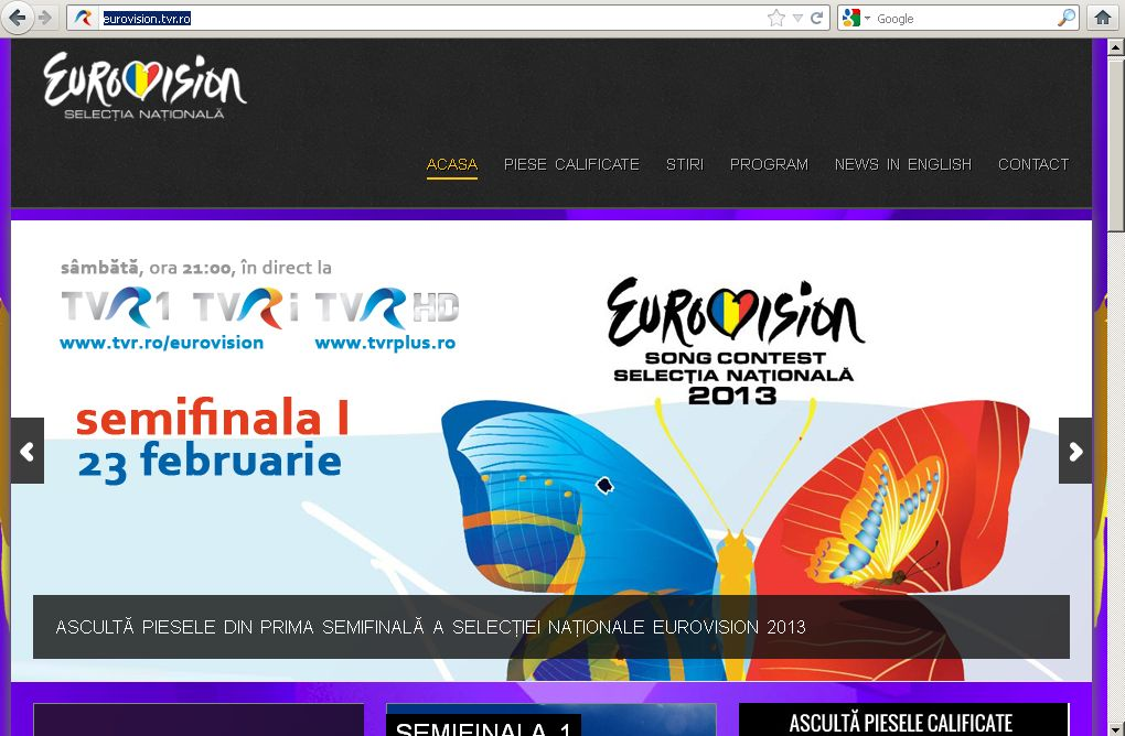 site esc - home page