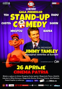 Stand Up Gala 3 Jimmy Tamley 600X800