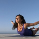"Mandy Ingber: ""Yoga is a lens with which to view myself"""