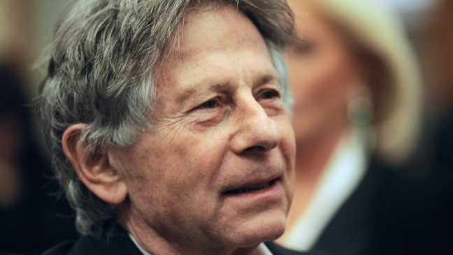 Film director Roman Polanski attends the