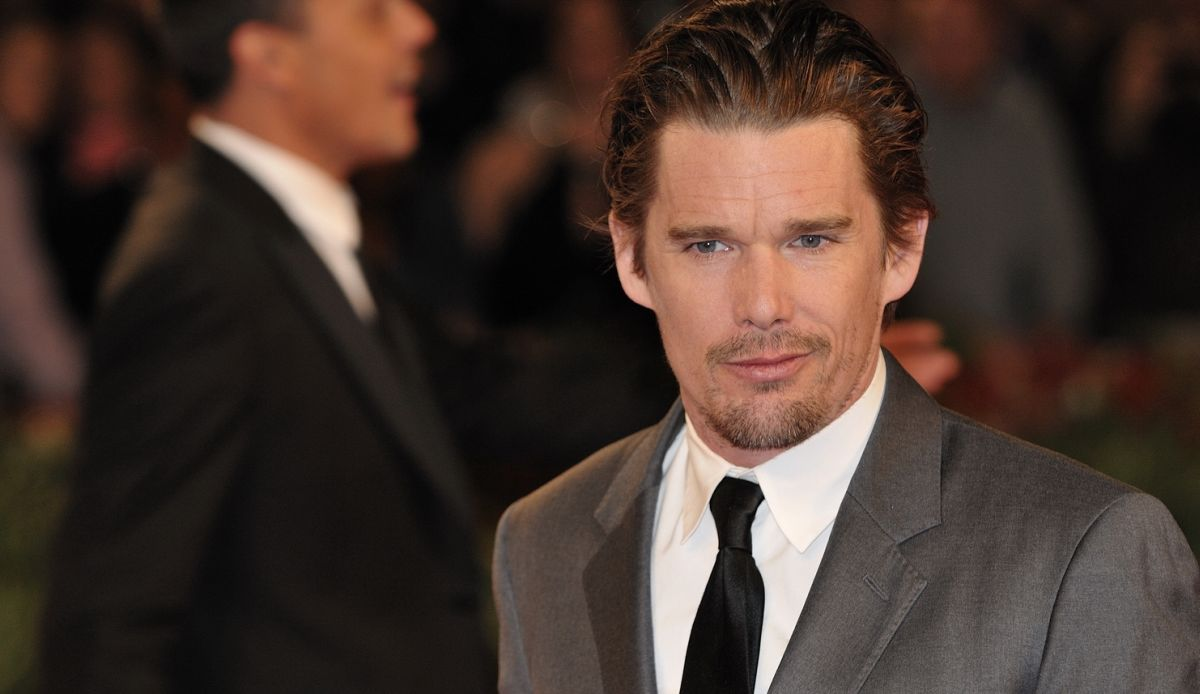 Ethan Hawke English