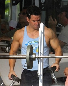 "Mark Wahlberg Gets Ripped On ""Pain And Gain"""