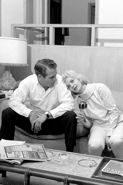 Paul Newman Joanne Woodward