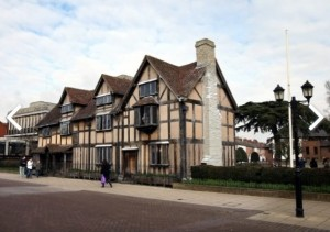 7 - Stratford-upon-Avon, Shakespeare