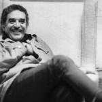 Gabriel Garcia Marquez, the Colombian writer and political activist, in Mexico City in 1976.