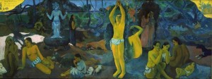 Paul Gauguin, De unde venim, cine suntem