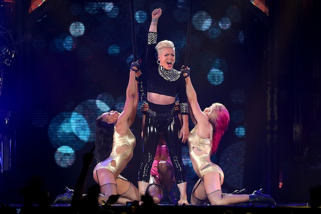 Pink Performs Live In Perth
