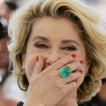 CINEMA-CANNES-FESTIVAL-PHOTOCALL-LECON D'ACTRICE-DENEUVE