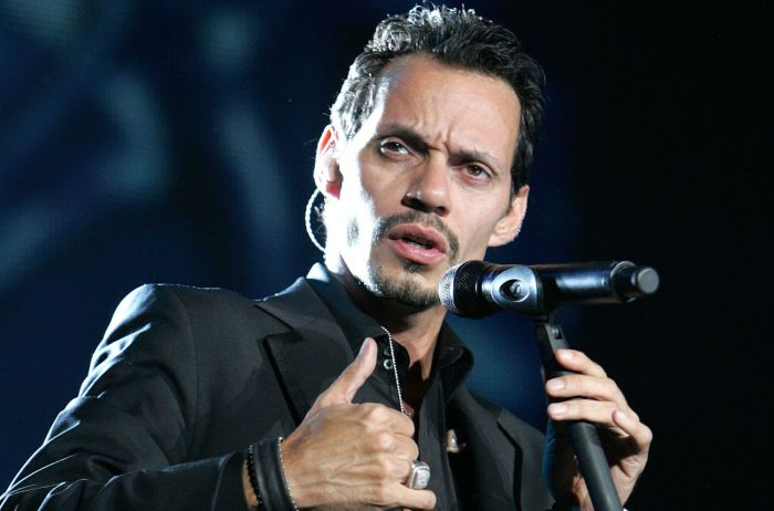 Marc Anthony se presenta en concierto en Miami
