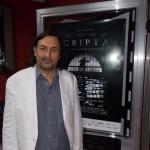 """Filmul """"Cripta"""" a avut premiera la Cinema Studio, în prezența actorului Serge Riaboukine"""