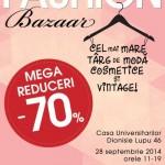 Fashion Bazaar, la a 16-a ediție: designeri, bijuterii, accesorii, încălțăminte și cosmetice