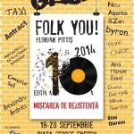 Toamnă văratică, la București: Gala Folk You! Florian Pittiș, ediția a zecea