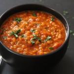 De încercat neapărat: supă de linte roșie