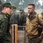 "Brad Pitt revine cu un nou film de succes, ""Furia: Eroi anonimi"""
