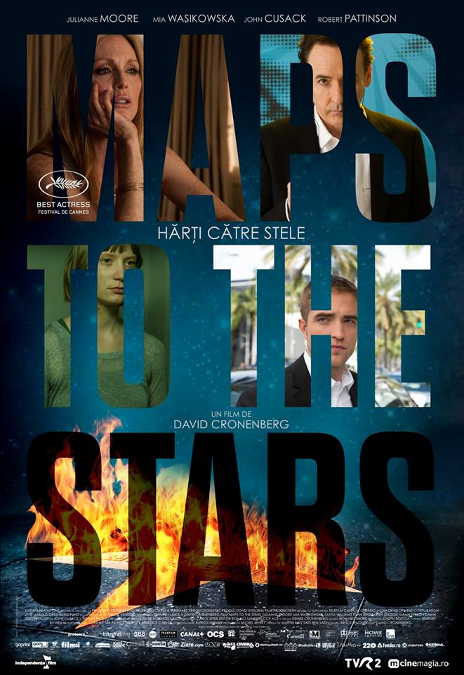 Maps to the Stars_afis