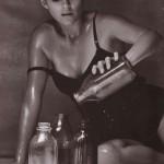 Alb-negru tulburător: Marion Cotillard
