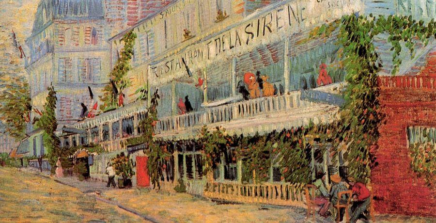 Detaliu Van Gogh
