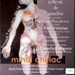 """""""Reflexii de gândire"""": expoziție de pictură de Mihai Chiriac"""