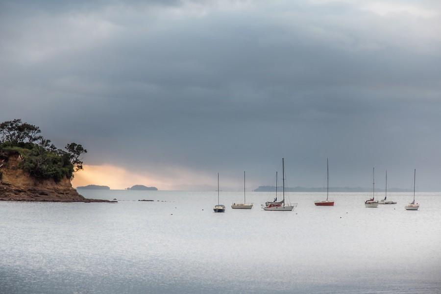 Waiheke Sunrise