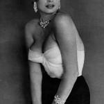 Anita Ekberg: nostalgia anilor '50