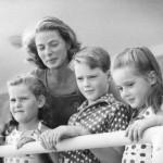 Ingrid Bergman și clanul micilor Rossellini