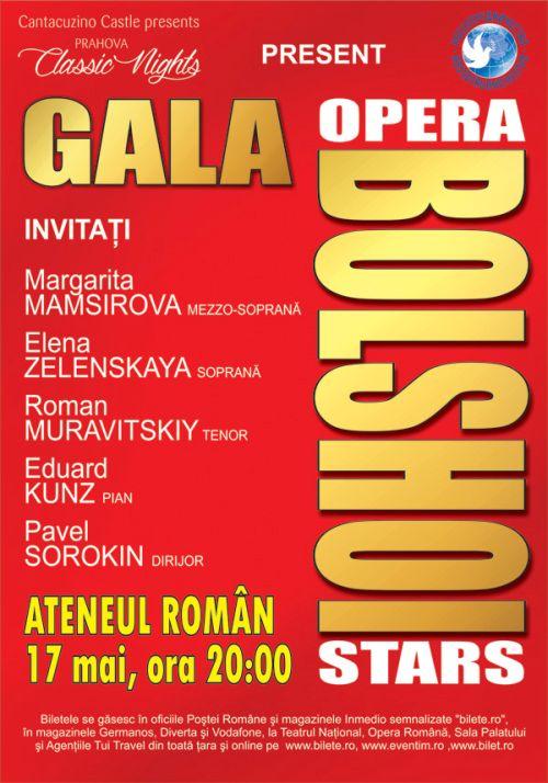 Bolshoi Opera Stars