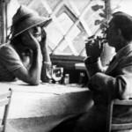 Greta Garbo, la prânz cu George Schlee
