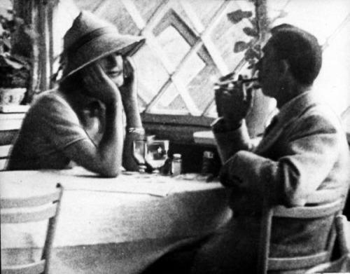 Greta Garbo George Schlee