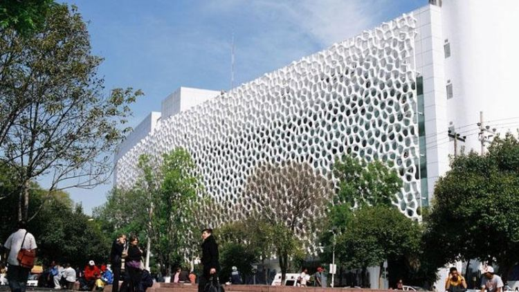 Torre de Especialidades Mexico City