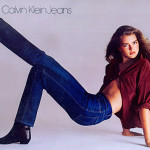 Brooke Shields Calvin Klein