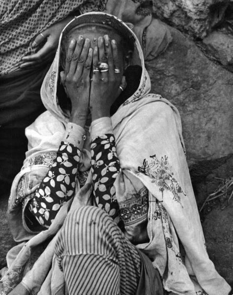 Femeie etiopiana
