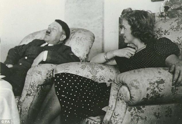 Eva Hitler Kehlsteinhaus