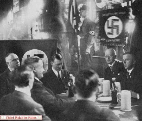 Hitler Alte Kampfer