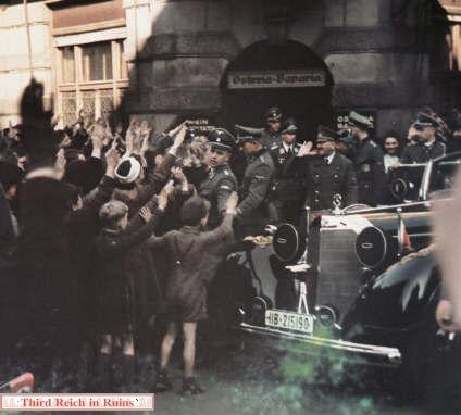 Hitler Osteria Bavaria 1940