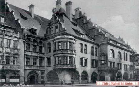 Hofbrauhaus 1930