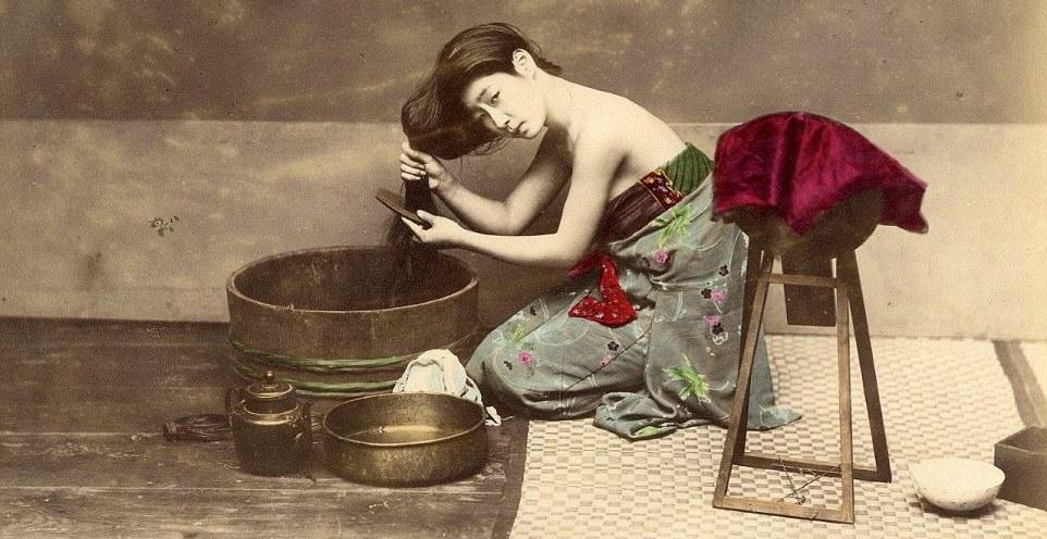 Japonia 1800