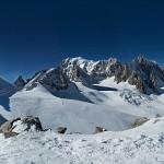 Așa arată Mont Blanc, în cea mai mare fotografie din lume